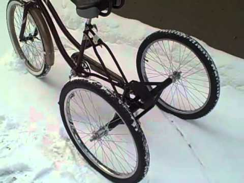 Bikes 3 Wheels WHEEL BEACH SNOW CRUISER