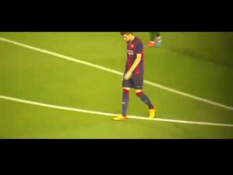 Gol de Gerard Gumbau en P.P (RV) / Barcelona B 0-1 Real Valladolid 14/15