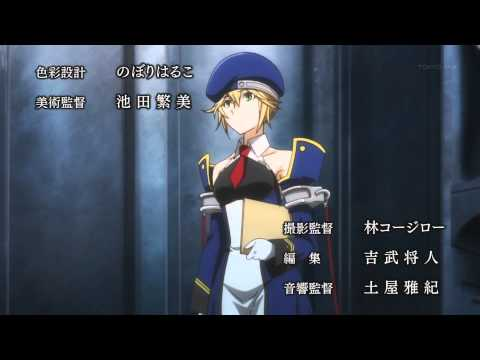 » Blazblue: Alter Memory ブレイブルー オルターメモリー Op   Opening 「blaz Blue」 video