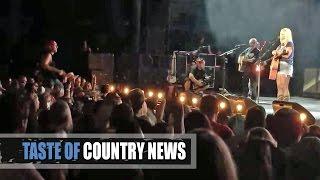 Download Lagu Miranda Lambert Ejects Fans at California Concert Gratis STAFABAND