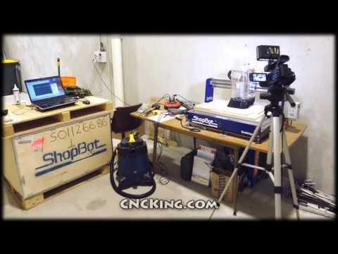 ShopBot Tools ShopBot Desktop: CNC Machine Walkthrough