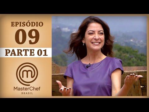 Masterchef Brasil 02 05 2017 Parte 1 Ep 9 Temp