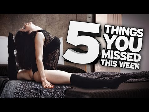 What's The Best Sex Position? 5 Things You Missed This Week!