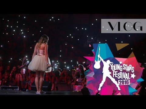 VLOG Young Stars Festival 2016 + Specjalne Ogłoszenie | Sylwia Lipka