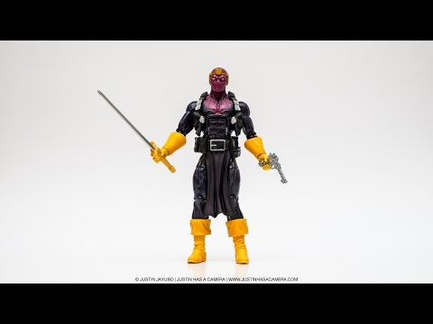 Marvel Legends Soldiers of A.I.M. Baron Zemo Action Figure