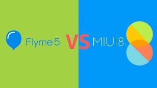 Flyme  vs MIUI Сравнение скорости запуска приложений на Xiaomi Redmi 3