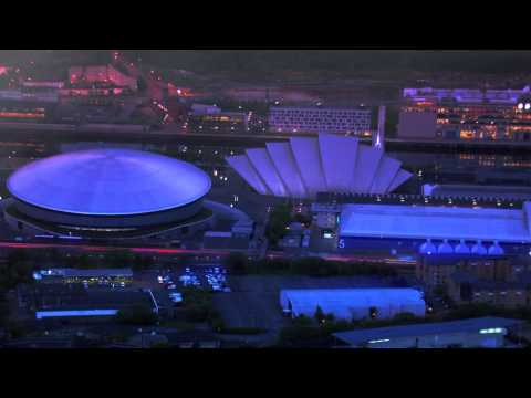 *HD* BBC One - Commonwealth Games ident - 24/7/14