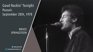 Watch Bruce Springsteen Good Rockin