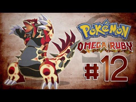 Pokémon Rubí Omega Ep.12 - UNA EVOLUCIÓN SORPRESA E INTERESANTE