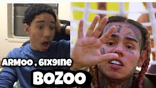 "Armoo, 6ix9ine ""Bozoo"" (WSHH Exclusive - Official Music Video) REACTION!!!!!"