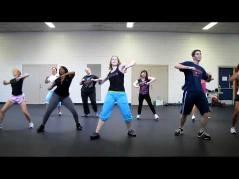 Aerobic Dance: El Baile Del Pescado video