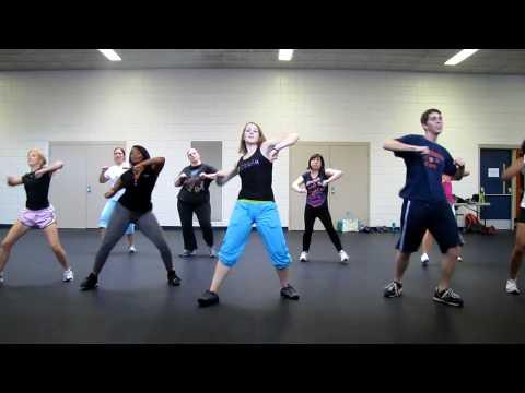 Aerobic Dance: El Baile Del Pescado