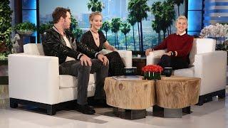 Jennifer Lawrence and Chris Pratt's Hidden Talents