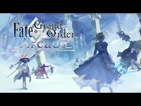 『Fate/Ground Order Arcade』PV (07月29日 16:49 / 14 users)