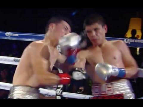 "Boxeo Estelar : Diego de la Hoya vs Jesus ""Estrellita"" Ruiz : Boxing"