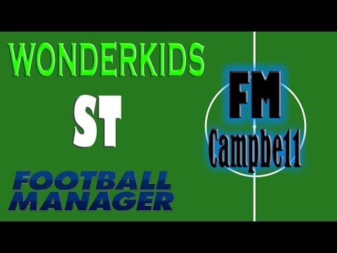 Football Manager 2014   Wonderkids   10   Strikers
