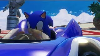 Sonic And All Stars Racing Transformed AMV   Shut Up and Drive