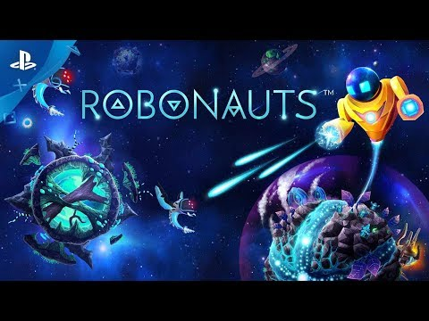 Robonauts - Gameplay Trailer | PS4