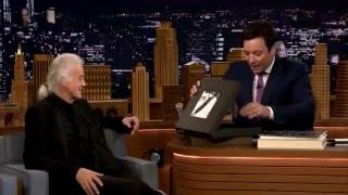 Jimmy Page Interview - Jimmy fallon