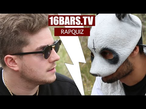 splash! 2014 Rapquiz: Cro vs DCVDNS (16BARS.TV)