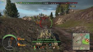 World of Tanks Xbox/PS4: T110E3 7k Damage!-High Caliber (Guest replay)
