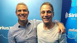 Tony Danza Tells Andy Cohen About Meeting Burt Reynolds on The Merv Griffin Show
