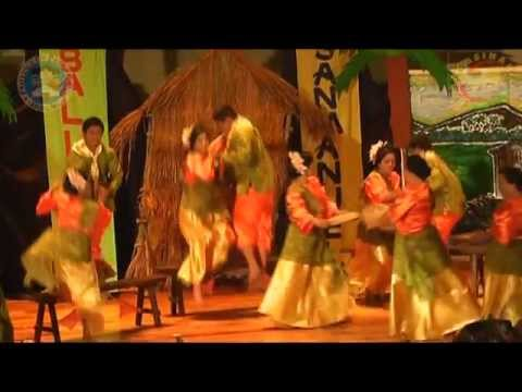 Rediscover Pangasinan - Folk Dance Performance