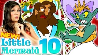The Little Mermaid - NEW Part 10 | Story Time with Ms. Booksy at Cool School