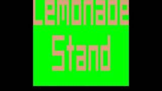 Lemonade Stand for the Apple II