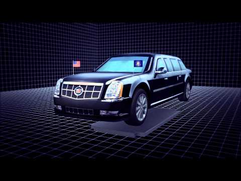 Meet 'The Beast,' President Obama's Cadillac that's more tank than car
