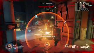 WatchingOver Dabbski & Lifted Gaming Network   Overwatch   PS4