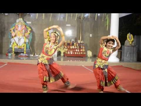Lakshmi Anand Dance, Alaipayuthey Kanna, 2013 09 15 Ganesh Pooja Raji Akka House Alaipauthey video