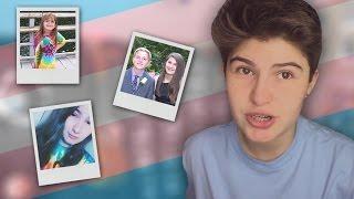 Reacting to My Girl Photos (FTM Transgender)