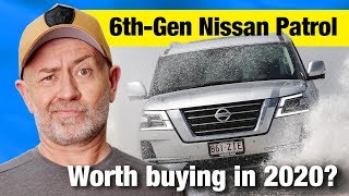 New (6th Gen) Nissan Patrol is here - but should you buy one? | Auto Expert John Cadogan