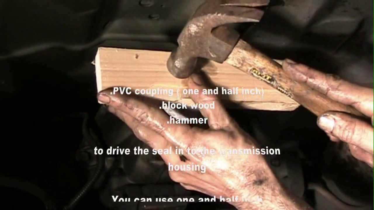 how to change the vx v6 hand brake