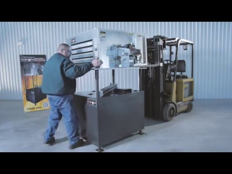 How to Assemble a Lanair Waste Oil Heater