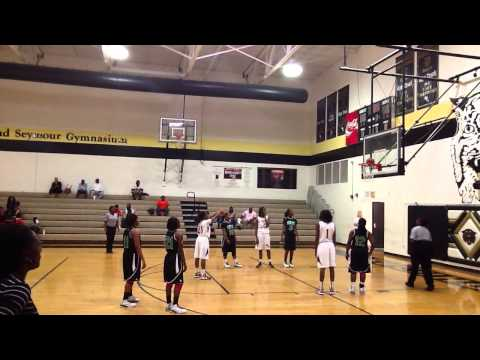 HC Girls (Black) 63 vs.Palm Beach Lakes (white) 48-1/5/13 Clip 1