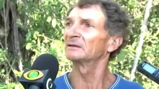 POLICIA PRENDE ASSASSINO ESQUARTEJOU ENTERROU CORPO (BAND TANGARÁ DA SERRA)