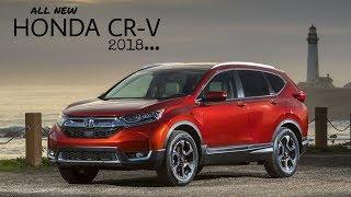 Honda CR-V 2018 review | Auto Car Pk.