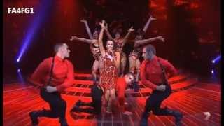 The X Factor Australia 20012 - TOP 3 and Finalists: On The Floor - Grand Final