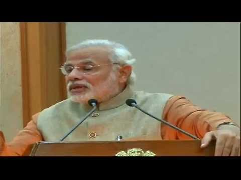 Pm Shri Narendra Modi Speech At The Book Launch - 'getting India Back On Track' video