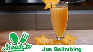 Jus Belimbing Dewa Khas Depok | Minuman #060