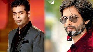 Why Is Karan Johar Adamant On Not Working With Shahid Kapoor? | Bollywood Gossip