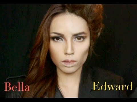 Edward and Bella Make-up Transformation