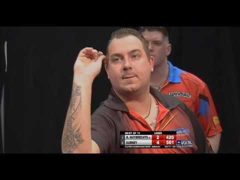 Players Championship Seven - Final & Interview: Kim Huybrechts vs Daryl Gurney