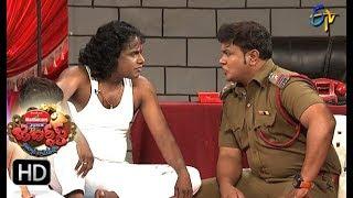 Bullet Bhaskar Sunami Sudhakar Performance   Jabardsth   17th August 2017  ETV  Telugu