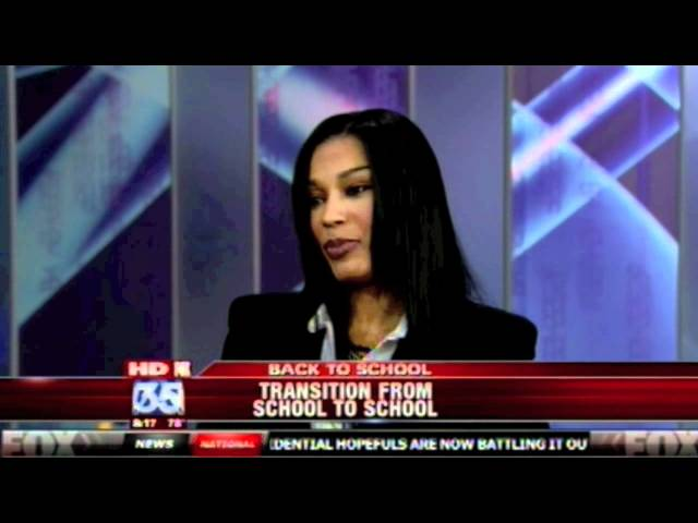 Dealing with Changing Schools? Fox 35 News | Back to School Tips - Jada