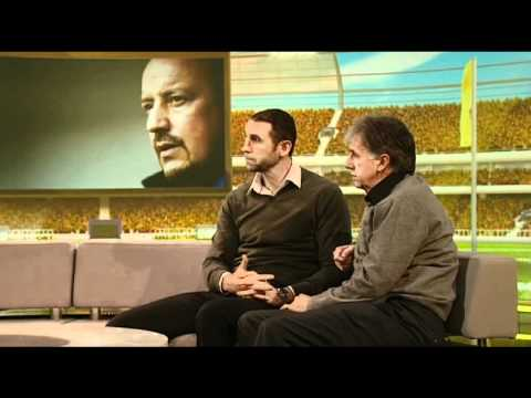 Rafael Benitez on Football Focus 05/02/11