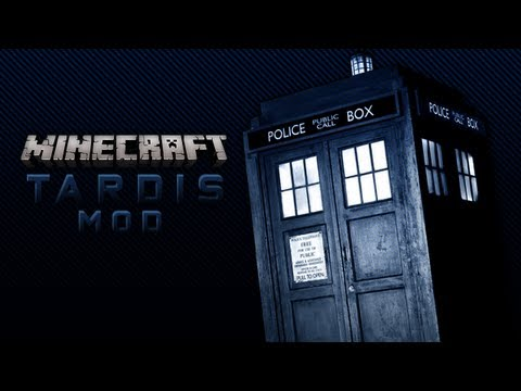 Minecraft Tardis Modupdated link for 1.7.2