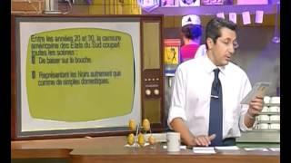 Burger Quiz Alain Chabat Avec Fois   Naceri   Farrugia   Semoun   Foresti   part 1